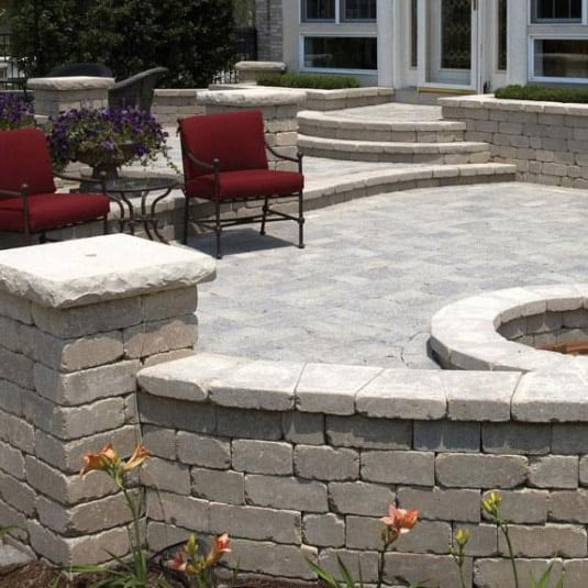 Rock - Pine Landscape | Accomplished Outdoors